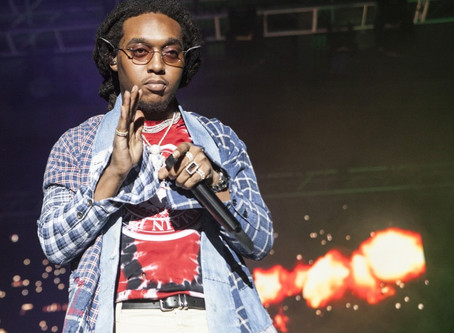 "Migos' Takeoff Releases Solo Debut ""The Last Rocket"""