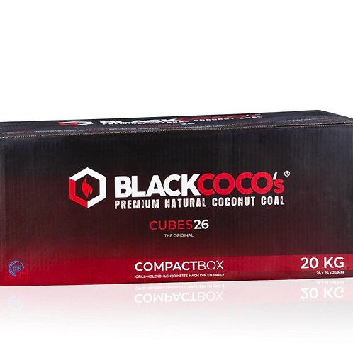 Blackcoco 1kg ou 3kg ou 10kg ou 20kg