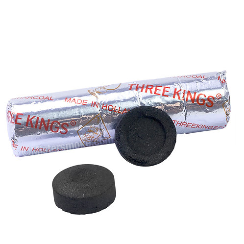 10 CHARBONS TREE KING 33mm