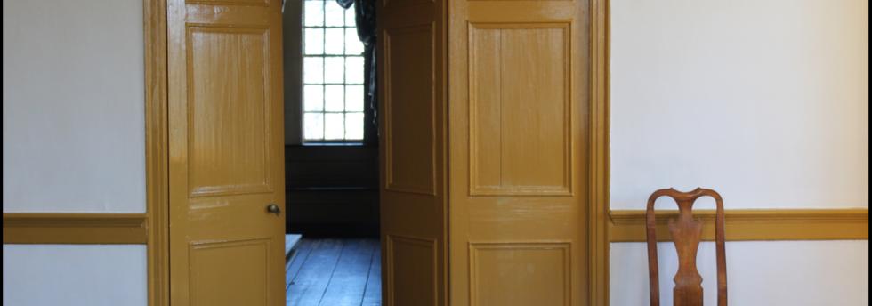 The Tri-partite Door after Treatment