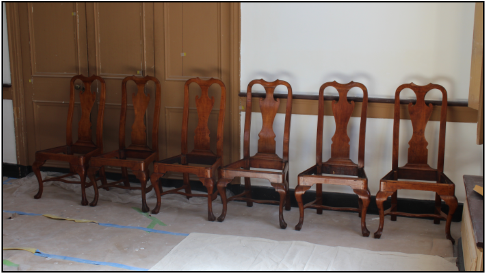 Maple Side Chairs