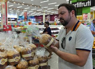 Supermercados indicam possibilidade de alta em 2% nas vendas