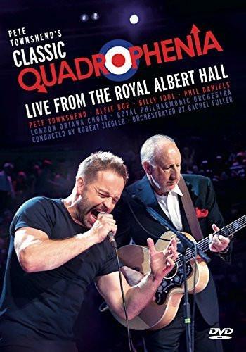 Classic Quadrophenia DVD cover