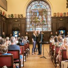 Rebecca Dale with Dominic Ellis-Peckham
