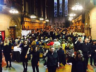 Taking Scotland by storm | London Oriana Choir