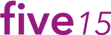 five15 logo