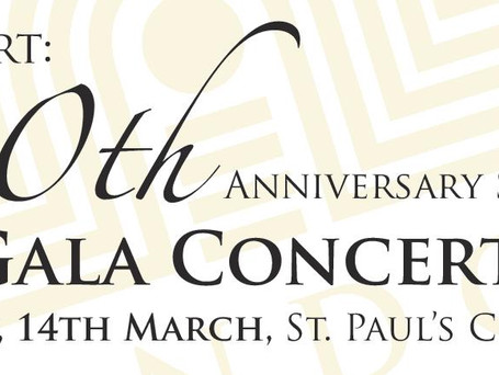 40th Anniversary Gala Concert - A Night to Remember
