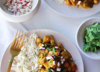 Hubba Hubba Squash & Vegetable Curry