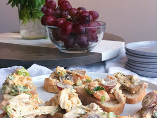 Fall Chicken Salad