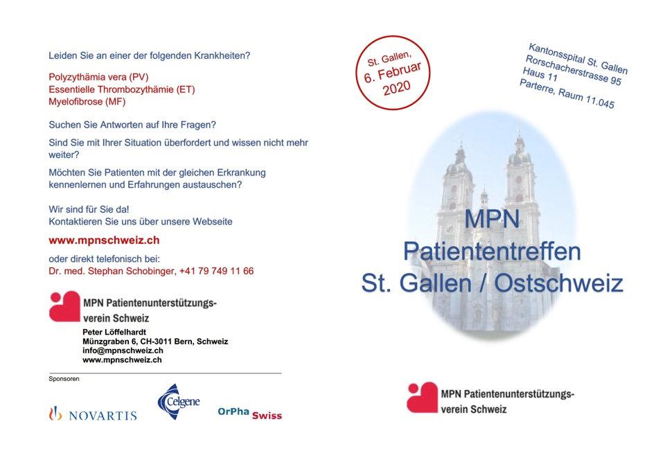 20200206 Patiententreffen St. Gallen, 1