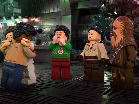 "LEGO Star Wars Holiday Special will leave fans ""in pieces"""