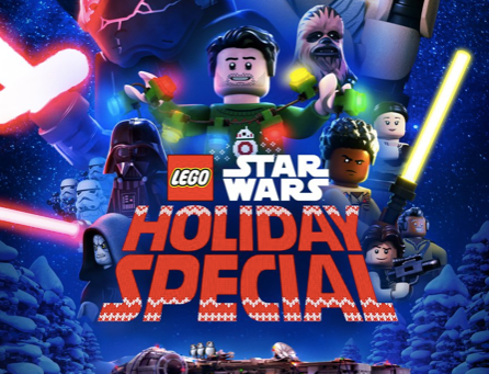 Disney+ unveils trailer for LEGO Star Wars Holiday Special