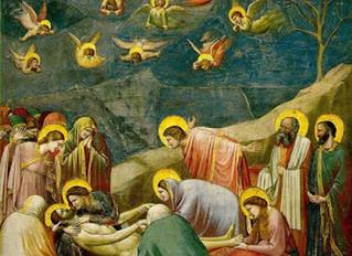 Spotlight Artwork: Giotto (1267 - 1337) - Gothic/Proto-Renaissance Art