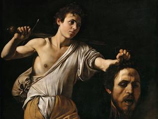 Spotlight Artist: #4  Caravaggio (1571-1610) Italian Baroque