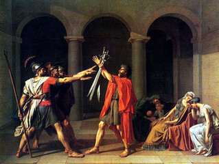 Spotlight Artist: Neoclassicism - Jacques-Louis David