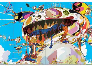 Spotlight Artist: Japan - Takashi Murakami