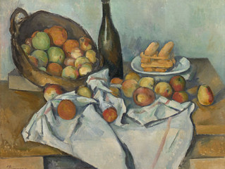 Spotlight Artist: #3  Paul Cezanne (1839 - 1906)