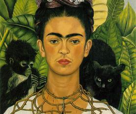 Spotlight Artist: Frida Kahlo - Latin America