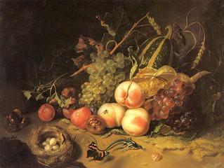Spotlight Artist: #2  Rachel Ruysch (1664 - 1750)