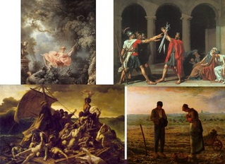 Spotlight Artist: 19th Century isms- Neoclassicism, Romanticism, and Realism.