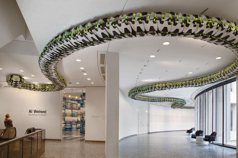 Snake Ceiling by Ai Weiwei_slide-629d2c2