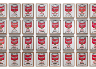 Spotlight Artist: Andy Warhol (1928 - 1987) - Pop Art
