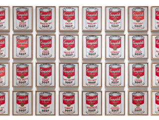 Spotlight Artist: Andy Warhol (1928 - 1987) - Pop Art