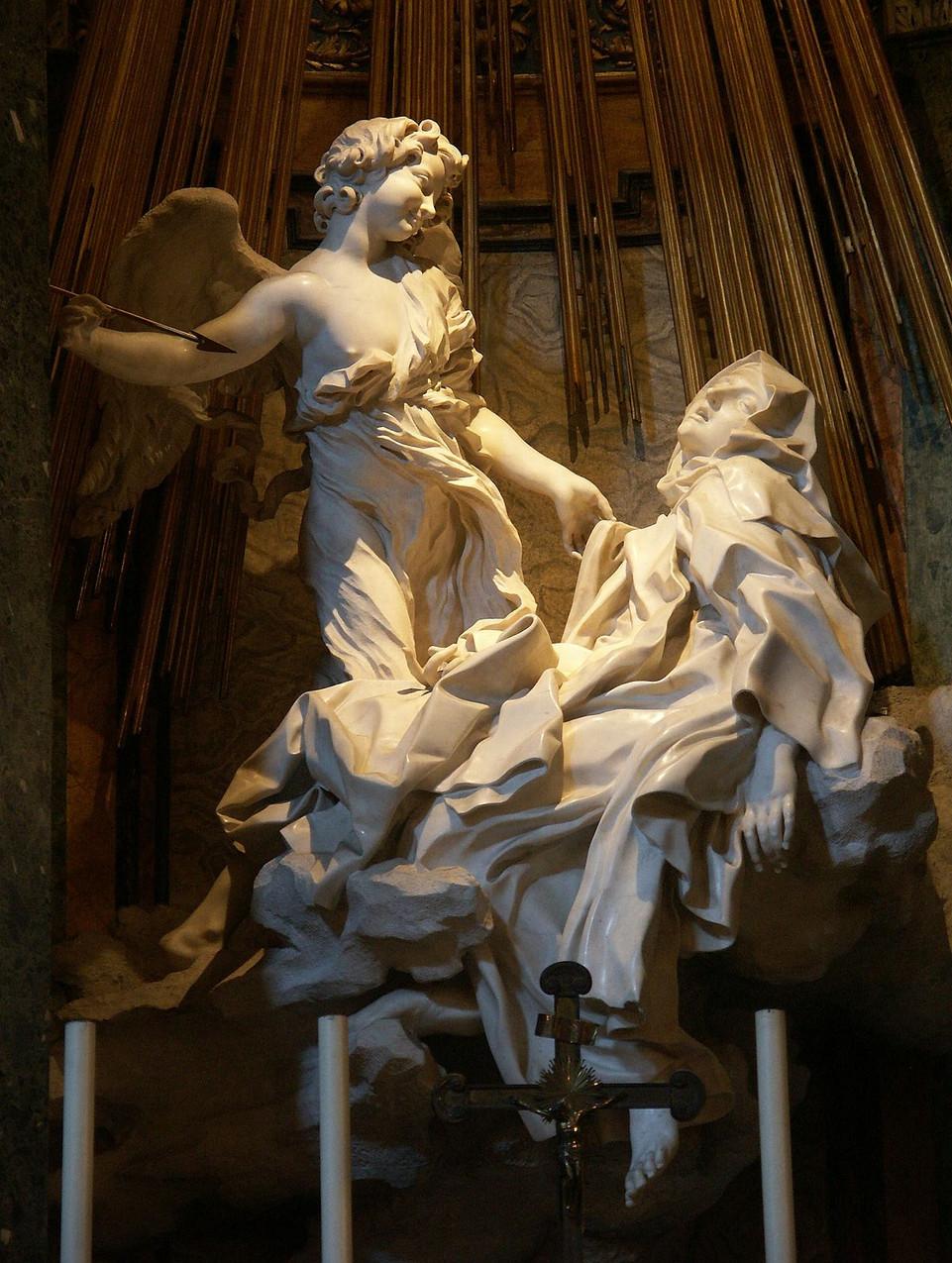 Rom,_Santa_Maria_della_Vittoria,_Die_Ver