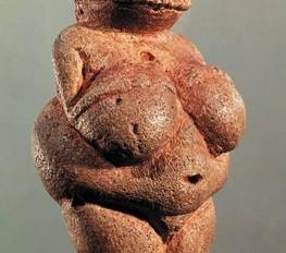 Spotlight Artwork:  Woman of Willendorf