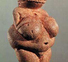 Spotlight Artwork:  Woman of Willendorf
