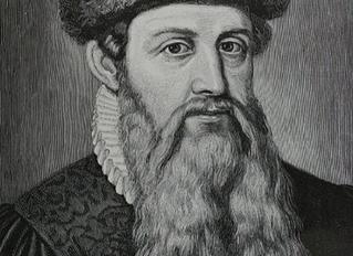 Spotlight Artist: Johannes Gutenberg