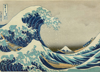 Spotlight Artist: Japan-  Hokusai