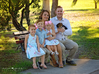 Tuckwell family session