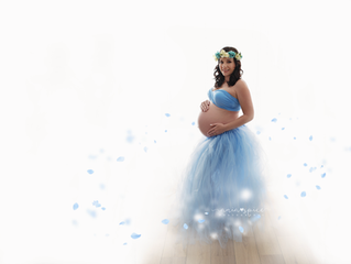 Jodie's maternity session