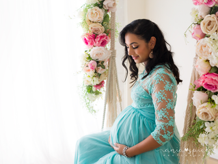 Maternity session of Shivani