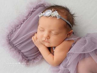 Lilly's newborn session