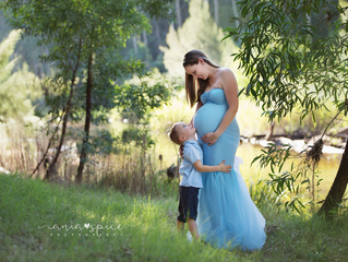 Hayley's maternity session