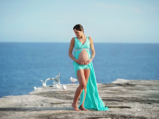 Nyree's maternity session
