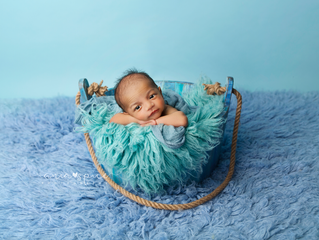 Reyann's first month's session