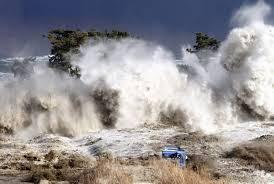 Tsunami Tempers
