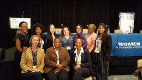 Fort Myer Construction attends the 14th Annual Women in Construction Leadership and Networking...
