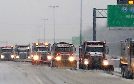 Outstanding Snow Removal Work Praised by Client and Public