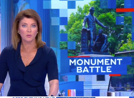 Protesters demand removal of controversial Lincoln statue in D.C. (CBS News)