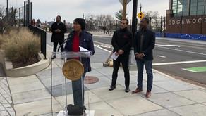 WTOP: New Monroe Street Bridge opens, enhancing link between Catholic Univ., neighbors