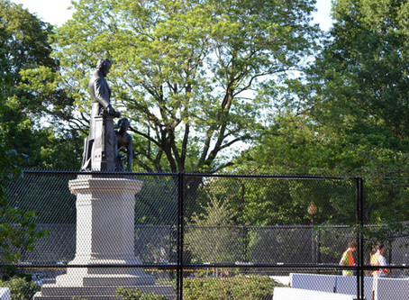 Three Events Friday at Lincoln Park Monument (Hillrag)