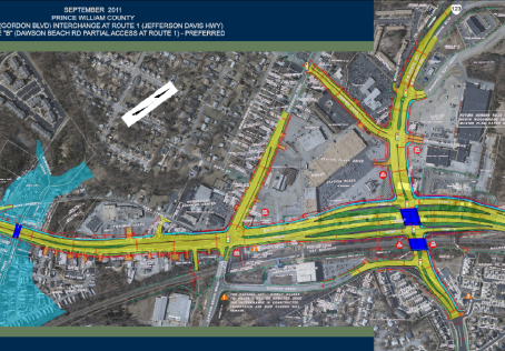 FMCC to Construct $43.2 M U.S. 1 Widening Project in Prince William County