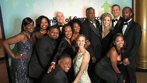 Fort Myer Construction attends the DC Chamber of Commerce, Chambers Choice Awards