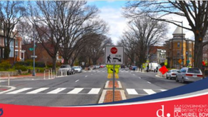 DDOT and Fort Myer Construction Begin Construction of Maryland, NE Streetscape Project