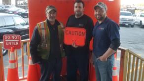 National Work Zone Awareness Week - Go Orange Day!