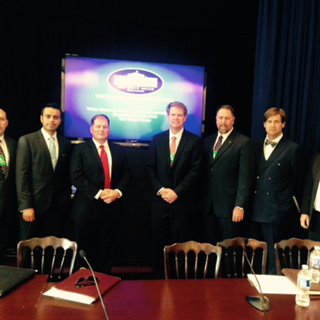 Fort Myer Construction Attends White House Transportation Event